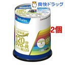バーベイタム DVD-R 録画用 16倍速 VHR12JP100V4(100枚入*2コセット)【バーベイタム】