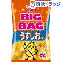 【訳あり】カルビー ポテトチップス ビッグバッグ うすしお味(170g)【カルビー ポテトチップス】[お菓子 お花見グッズ…