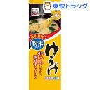 ゆうげ ドライタイプ(6袋入)[インスタント 味噌汁]