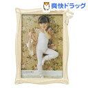 ラドンナ リボンフレーム ホワイト Lサイズ MJN68-L-WH(1コ入)【ラドンナ】