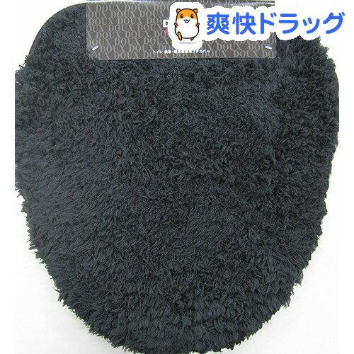 ドゥー フタカバー 洗浄・暖房便器専用 ブラック(1枚入)