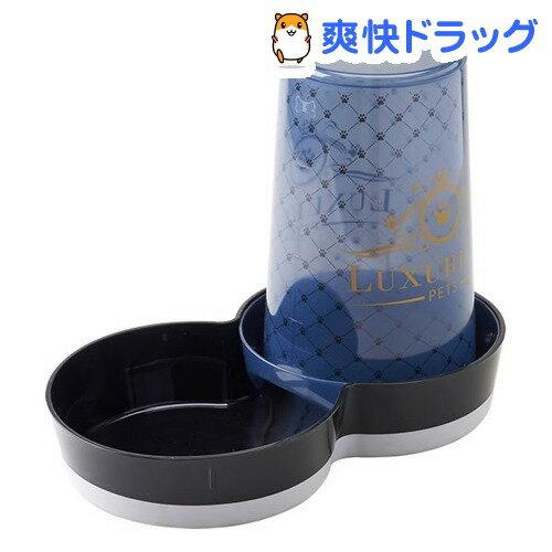 ペット用自動給餌・給水器 テイスティ ブラック L(1コ入)