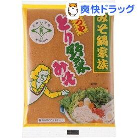 まつや とり野菜みそ(200g)【マルサン】