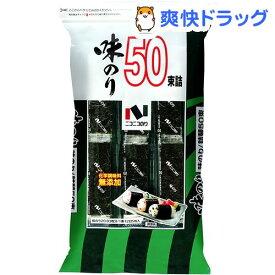 ニコニコのり 味のり(12切5枚50束)