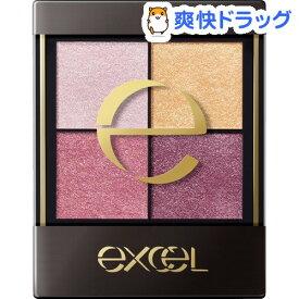 【企画品】エクセル リアルクローズシャドウ CS11 チェリースカーフ(1個)【エクセル(excel)】