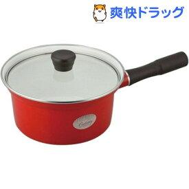 コレッティ ホーロー片手鍋 18cm CR-7758(1コ入)
