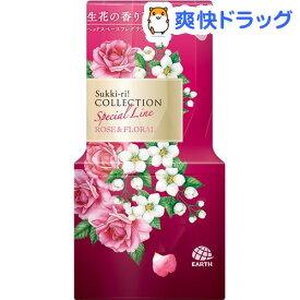 お部屋のスッキーリ! Sukki-ri! 消臭芳香剤 コレクション ローズ&フローラルの香り(400ml)【スッキーリ!(sukki-ri!)】