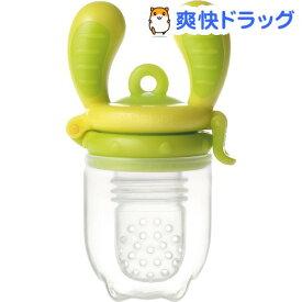 キッズミー モグフィ Mサイズ 4ヶ月〜 ライム(1コ入)【kidsme】