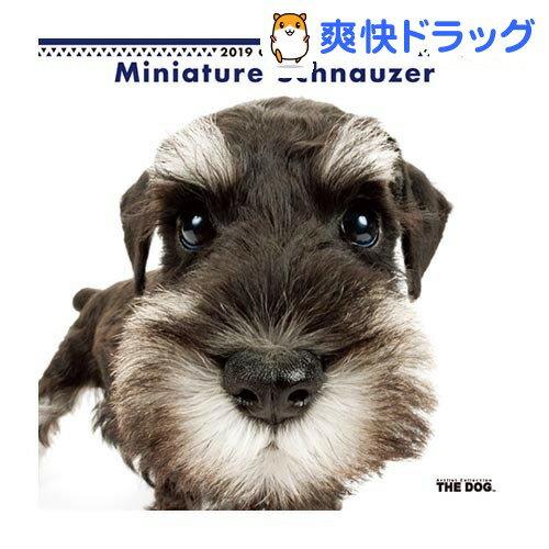 THE DOG 2019年カレンダー ミニチュア・シュナウザー(1コ入)【ザ ドッグ(THE DOG)】
