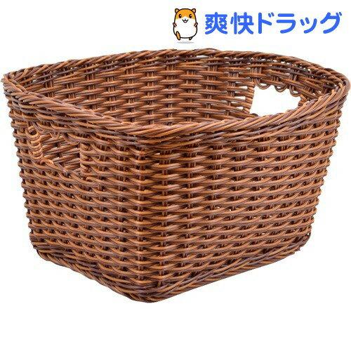 カルティエラタン 洗えるバスケット エマ ブラウン S(1コ入)【カルティエラタン(QuaritierLatin)】【送料無料】