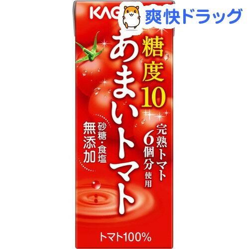 カゴメ あまいトマト(200mL*24本入)【カゴメジュース】