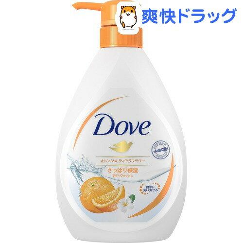 ダヴ ボディウォッシュ スプラッシュ ポンプ(500g)【ダヴ(Dove)】