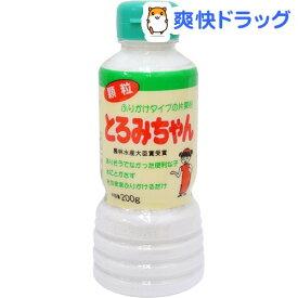 顆粒片栗粉 とろみちゃん(200g)