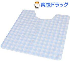 トイレフロア消臭シート ブルー(20枚入)