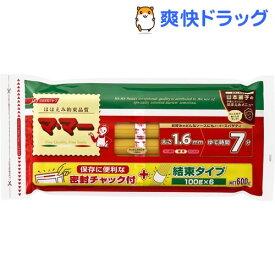 マ・マー チャック付結束スパ 1.6mm(600g)【マ・マー】[パスタ]