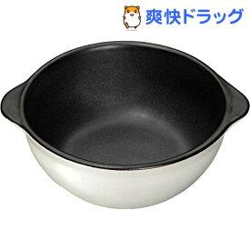 イシガキ産業 chocotto 電子レンジ オーブン対応 耐熱スープポット ホワイト(1コ入)