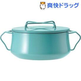 ダンスク コベンスタイル両手鍋 18cm ティール(1コ入)【ダンスク(DANSK)】