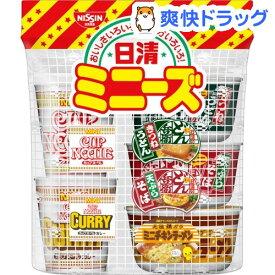 日清ミニーズ(5食入)