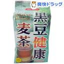 黒豆健康麦茶(10g*40袋入)[黒豆茶 お茶]