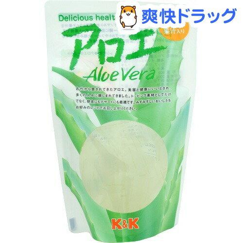 K&K アロエ(200g)
