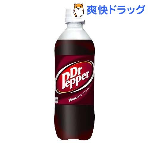 ドクターペッパー(500mL*24本入)【送料無料】