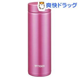 タイガー ステンレスミニボトル パウダーピンク MMP-J030PP(1コ入)