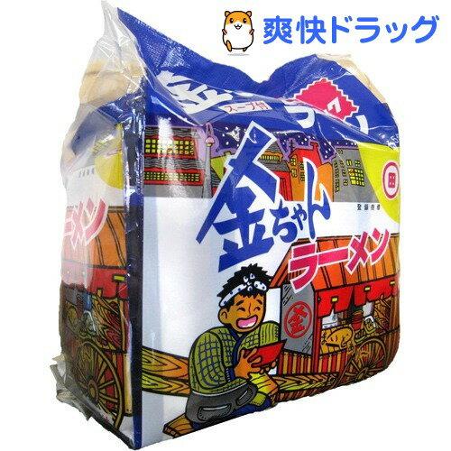 金ちゃんラーメン(5食入)【金ちゃん】