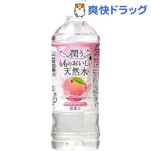 フェリーチェ 潤うもものおいしい天然水(500mL*24本入)【フェリーチェ】