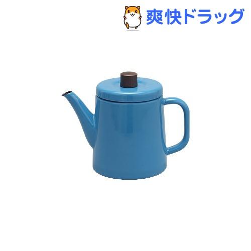 野田琺瑯 ポトル 1.5L 空 PTR-1.5KBL(1コ入)【野田琺瑯】【送料無料】