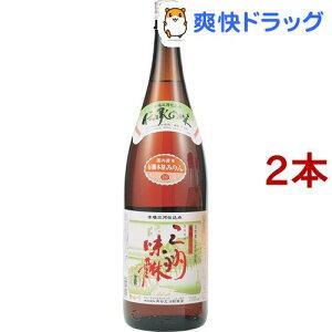 三州味醂(有機原材料使用)(1800ml*2コセット)【三州三河みりん】