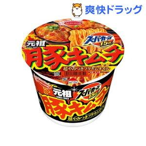 スーパーカップ1.5倍 豚キムチラーメン 超やみつきブタキムオイル仕上げ(12個入)【スーパーカップ】