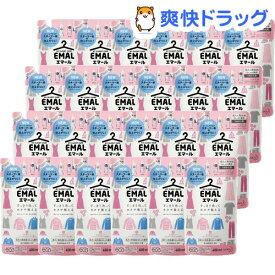 エマール 洗濯洗剤 アロマティックブーケの香り 詰め替え(400ml*24袋セット)【エマール】