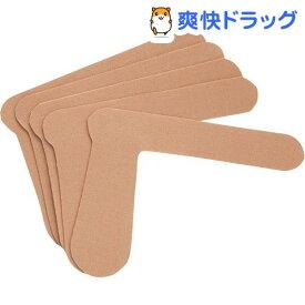 親指を支えるテープ 足指用(16枚入)【コモライフ】