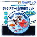 テトラ スマート熱帯魚飼育セット SP-17TF(1セット)【Tetra(テトラ)】【送料無料】