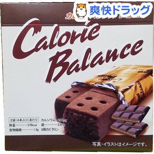 カロリーバランス チョコ(4本入(76g))