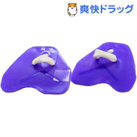 テキスイ ポインターパドル ソフトタイプ M キャンディパープル TP11(1セット)【TEKISUI(テキスイ)】
