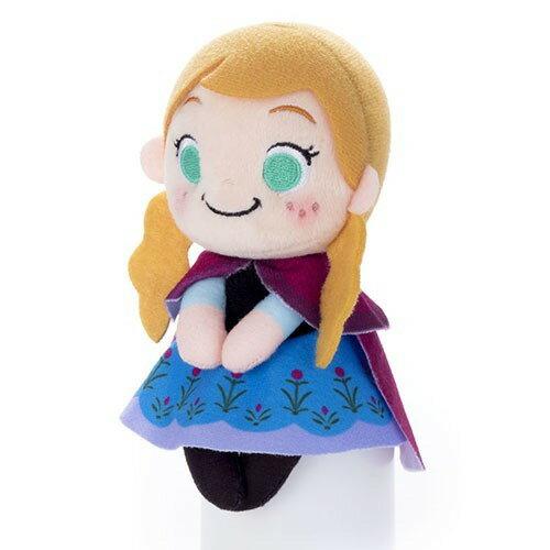 ディズニーキャラクターちょっこりさんアナ