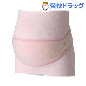 犬印 はじめて妊婦帯セット コルセットタイプ HB8106 ピンク M〜Lサイズ(1枚入)【犬印】