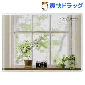 ハクバ Pポケットアルバム NP 2L 横 窓辺のカメラ APNP-2LY-MCM(1冊)【ハクバ(HAKUBA)】