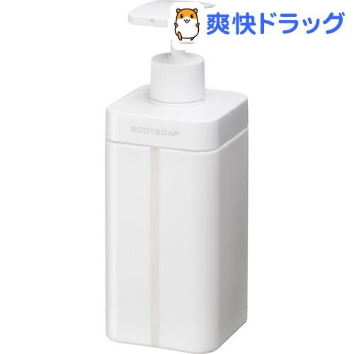 レットー ディスペンサーL ボディソープホワイト(1コ入)【レットー】