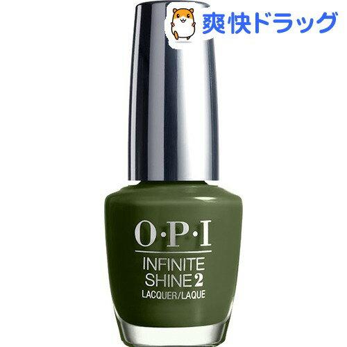 OPI(オーピーアイ) インフィニットシャイン オリーブ フォー グリーン ISL64(15mL)【OPI(オーピーアイ)】