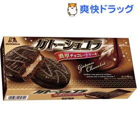 森永 ガトーショコラ(6コ入)