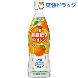 カルピス 手摘みオレンジ(470ml)【カルピス】