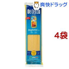 ディチェコ No.11 スパゲッティーニ(500g*4袋セット)【ディチェコ(DE CECCO)】