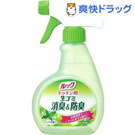 ルック キッチン用 ゴミ消臭&防臭スプレー(300ml)【ルック】
