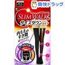 スリムウォーク サイズダウンタイツ M〜Lサイズ ブラック(1足)【スリムウォーク】