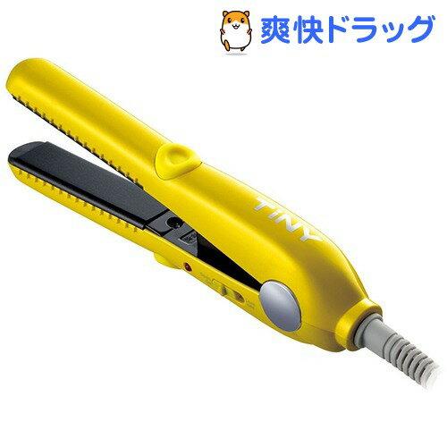コイズミ タイニー ストレートアイロン イエロー KHS-8500/Y(1台)【コイズミ】