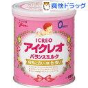 アイクレオのバランスミルク(320g)【アイクレオ】