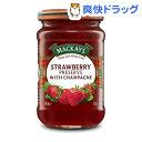 マッカイ ストロベリーシャンパン(340g)【マッカイ】