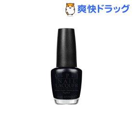 正規品 OPI ネイルラッカー NLT02(15mL)【OPI(オーピーアイ)】